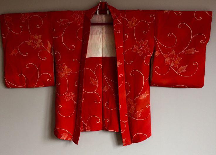 A personal favourite from my Etsy shop https://www.etsy.com/au/listing/464389514/1950s-haori-kimono-jacket-boho-japanese