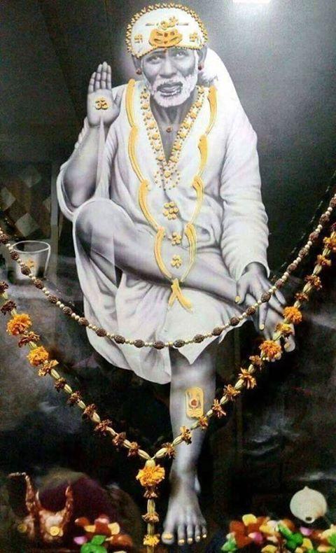 Forbearance or patience (Saburi) and Faith (Shraddha) cuts away calamities from all directions. - Shirdi Sai Baba