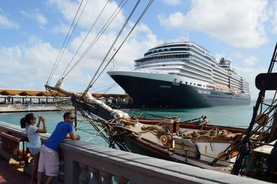 #Eurodam in San Juan, #PuertoRico. #HAL #Cruise