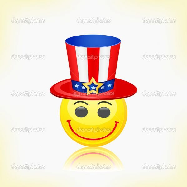 4th of july emoticons