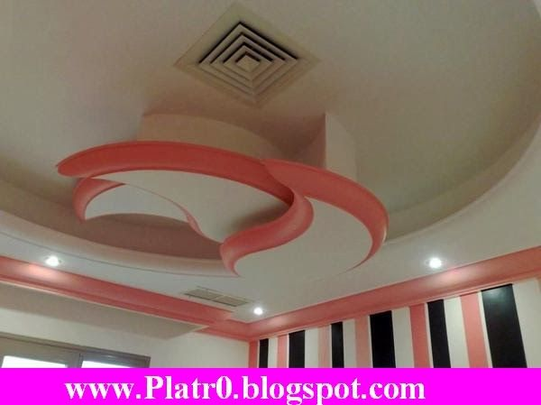 42 best images about faux plafond on pinterest for Decoration platre salon moderne