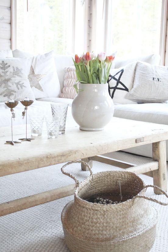 Sofakrok med sofabord