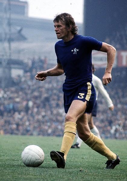 Eddie McCreadie Chelsea 1972