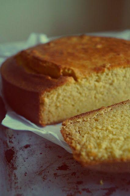 Bezglutenowy Kocioł Baby Jagi. : Bezglutenowy chleb kukurydziany.