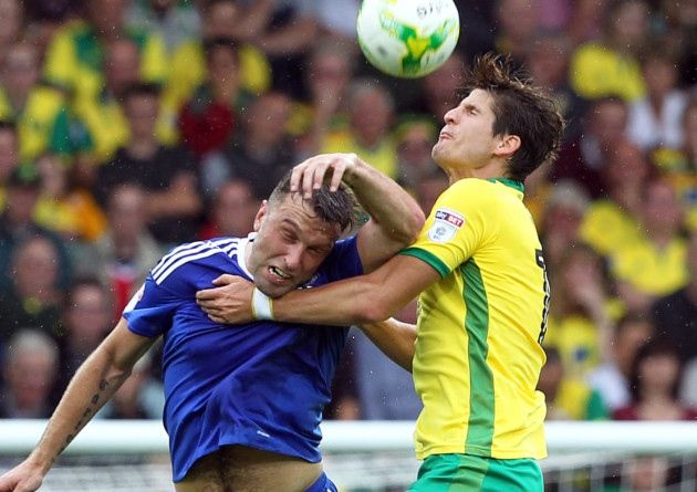 Norwich City cult hero Timm Klose admits it was too big a wrench to leave Norfolk despite the Canaries' relegation.