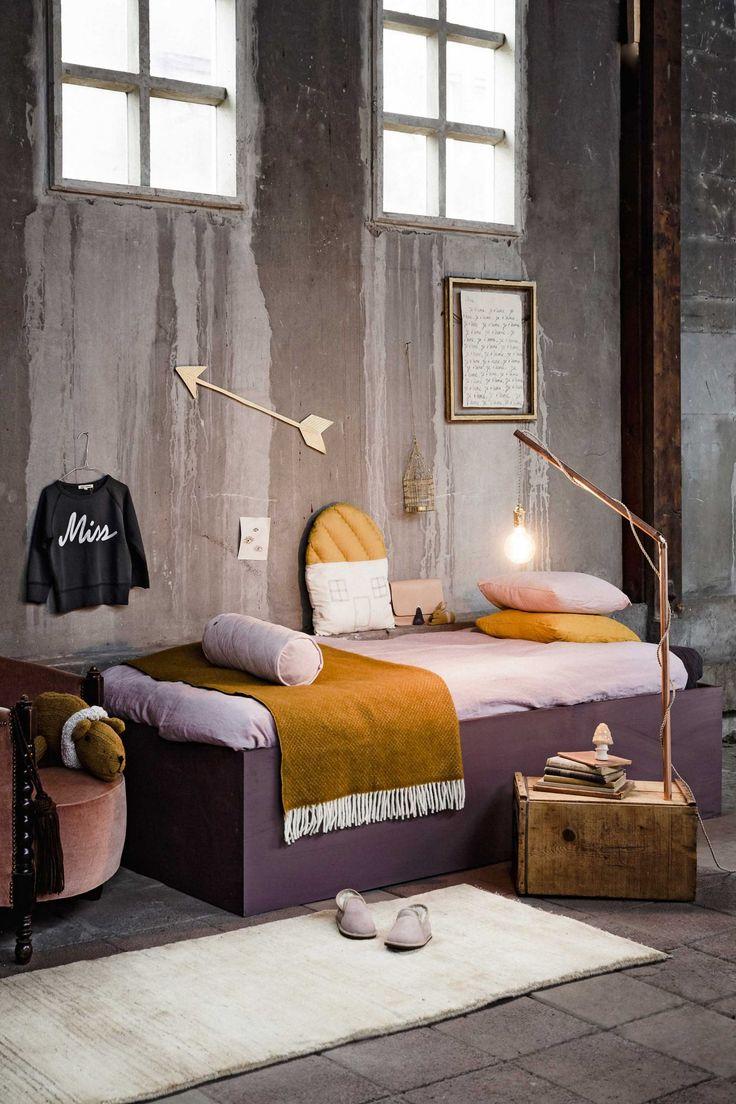 slaapkamer lisa slaapkamer isabel with moon beautiful bedroom styling ...