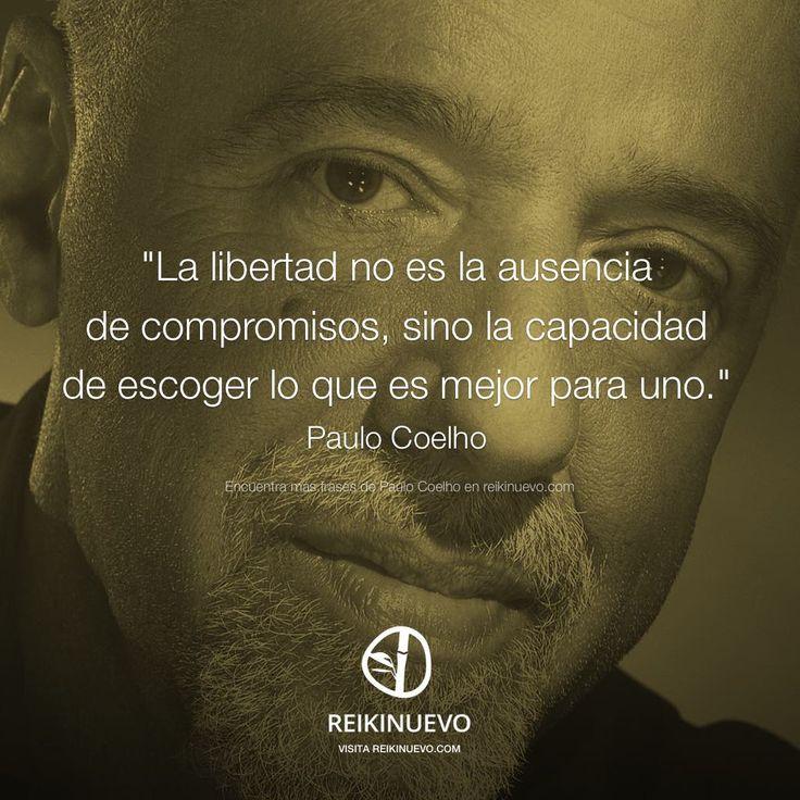 Pin De Mary Ferr Lg En Frases Paulo Coelho Frases De Palabras Y Frases Positivas