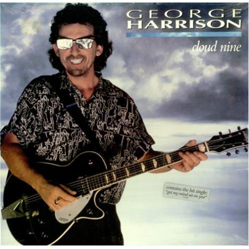 George Harrison - Cloud Nine (1987)