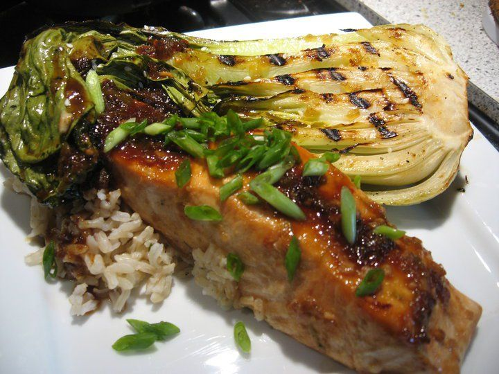 Submitted By: Kellie Foglio Location: Salem, WI Submitter Background: I'm a home cook foodie and I'm always playing with different recipes, cooking styles and ingredients. I really enjoy cooking for others and getting feedback. Recipe Name: Grilled Salmon with Bok Choy over Brown Rice Recipe Background: I found some great bok choy at my farmer's …