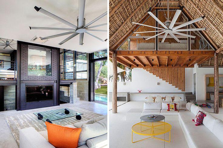 M s de 25 ideas fant sticas sobre ventiladores de techo - Ventiladores de techo rusticos ...