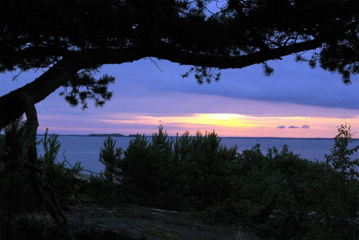 On an Island between Iniö and Teersalo.