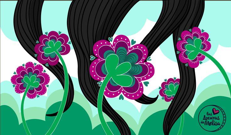 Ilustración digital Melisa Amaya Ilustradora & diseñadora © Todos los Derechos Reservados