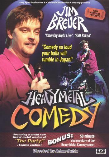 Jim Breuer: Heavy Metal Comedy [DVD] [2000]