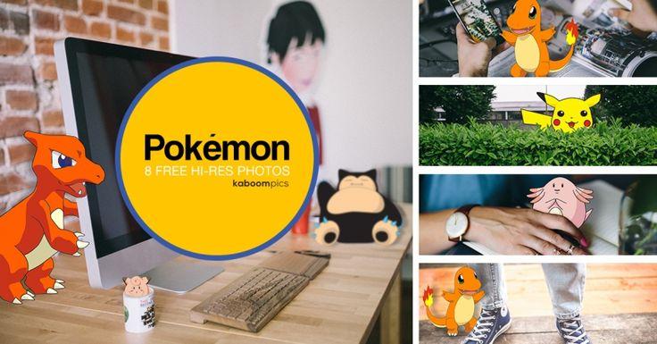 Pokemon Go :)  Kaboompics - Free High Quality Photos
