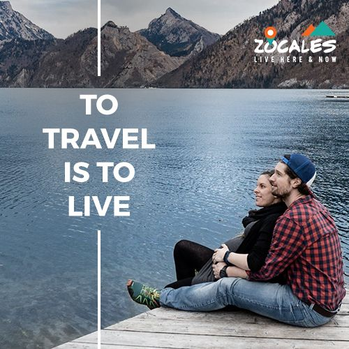 To travel is to live - Zocales Book your Holidays & Vacations @ www.zocales.com #Travel #Holidays #Vacations #Live #Tour #Packages #Tour_Deals #Honeymoon_Package #Vacation_Packages #Thailand_Holidays #Malaysia_Holidays #Indonesia_Holidays #Vietnam_Holidays #Philippines_Holidays