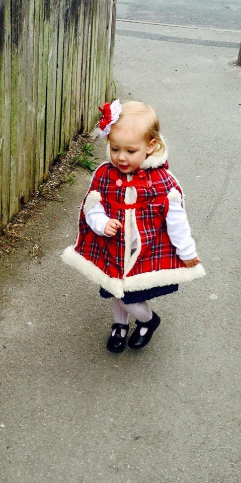 Gorgeous Granddaugher