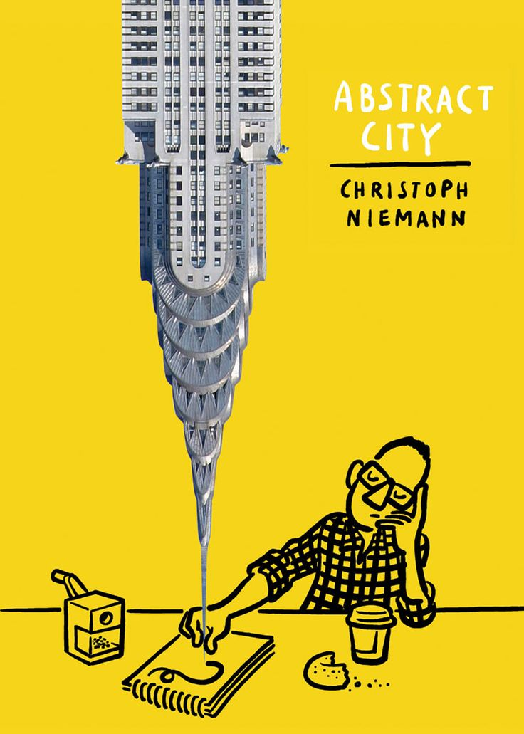 Abstract City (public library) gathers sixteen of his visual essays, infused with his signature blend of humor, thoughtfulness, and exquisite conceptual freshness.