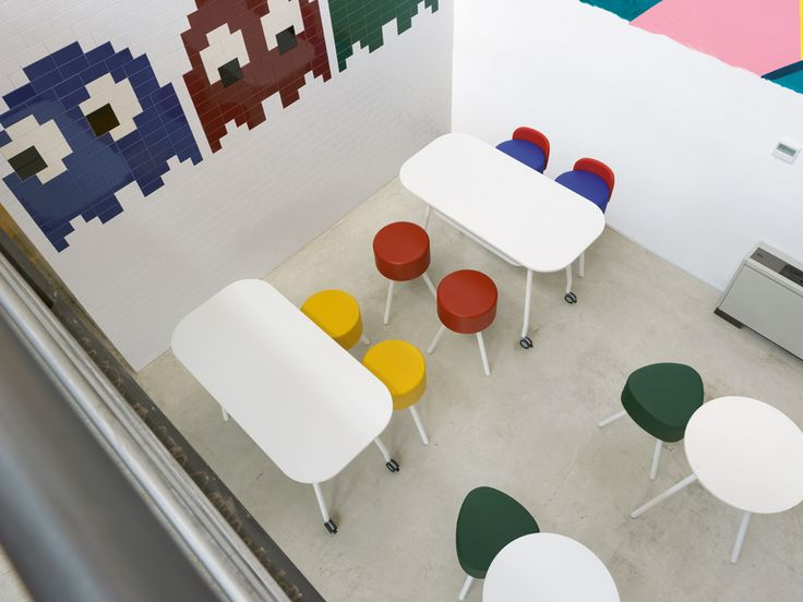 Co-working in style #meeting #table #Blog_Sesta