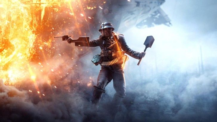 Battlefield 1 Game Soldier Wallpaper