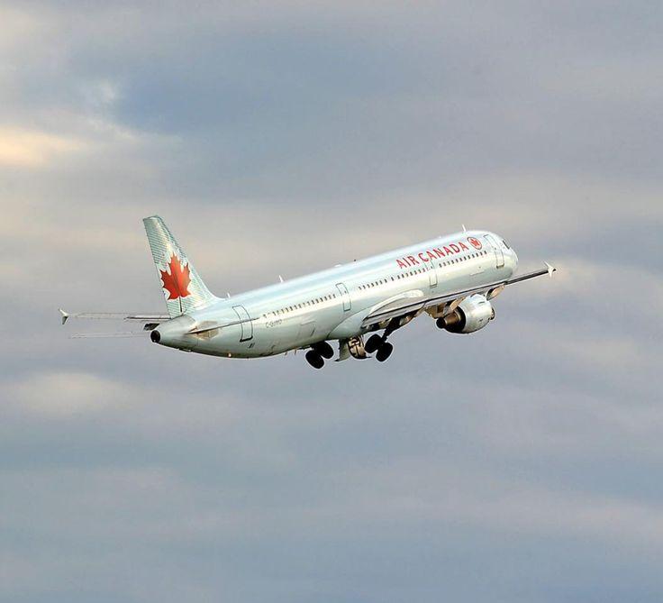 Le Wi-Fi sur les vols internationaux, dès l'automne chez Air Canada Photo: @aircanada