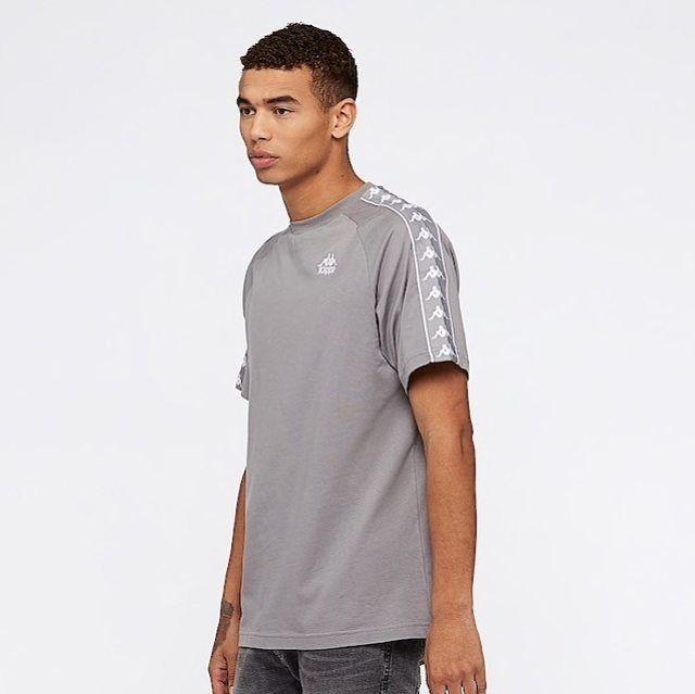 "Camiseta Kappa RIPPLE AUTH ""Grey Cloud"" Size Man - Precio: 35 Disponible en nuestra Shop & Web. http://ift.tt/1iZuQ2v (Spain Envíos Gratis a Partir de 99) #loversneakers #sneakerheads #sneakers #kicks #zapatillas #kicksonfire #kickstagram #sneakerfreaker #nicekicks #barcelona #snkrfrkr #sneakercollector #shoeporn #igsneskercommunity #sneakernews #solecollector #wdywt #womft #sneakeraddict #kotd #smyfh #hypebeast #kappa"