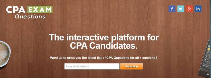 http://cpaexamquestions.com   #CPAExam #CPA #CPACandidates #CPAQuestions