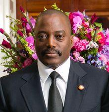 Joseph Kabila en août 2014. (Congo)