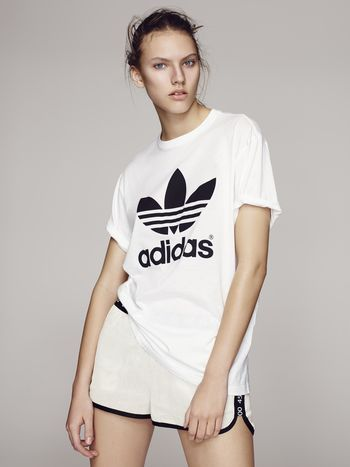 Maggie Jablonski for Topshop X Adidas Originals 2