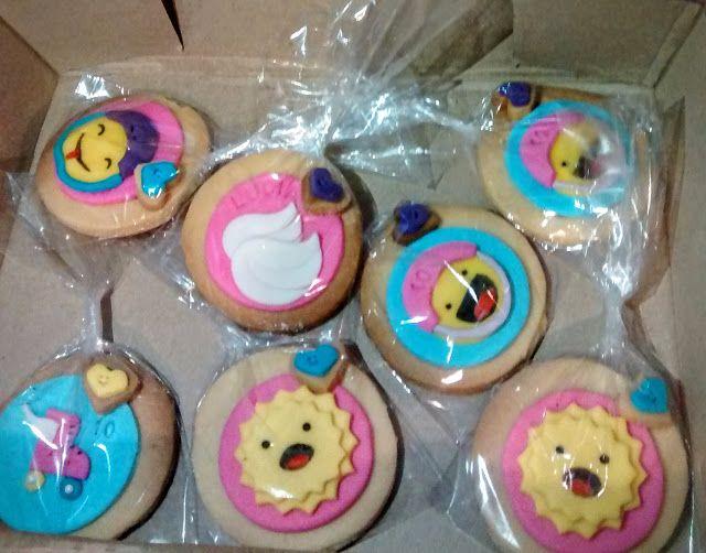"""Cookies """"Soy Luna"""""""
