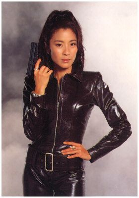 Station Bollywood: Sexy Michelle Yeoh