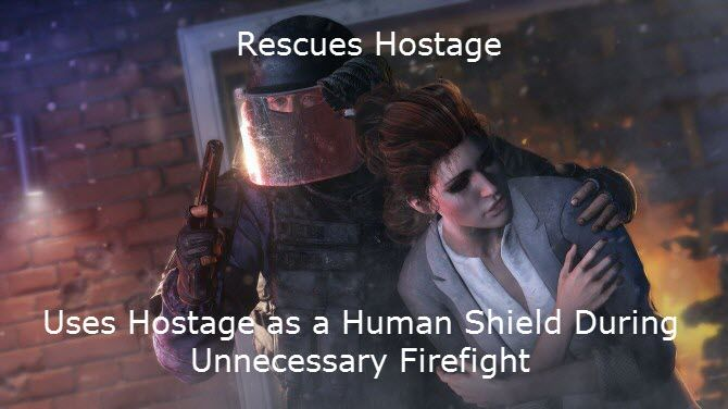 Rainbow Six Siege Logic