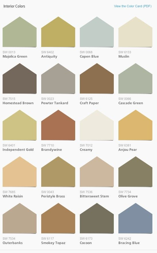 Tuscan Blue Paint Colors Amazing Sherwin Williams Rustic Refined Collection