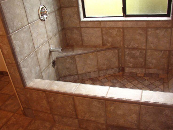 Image result for diy tile tub