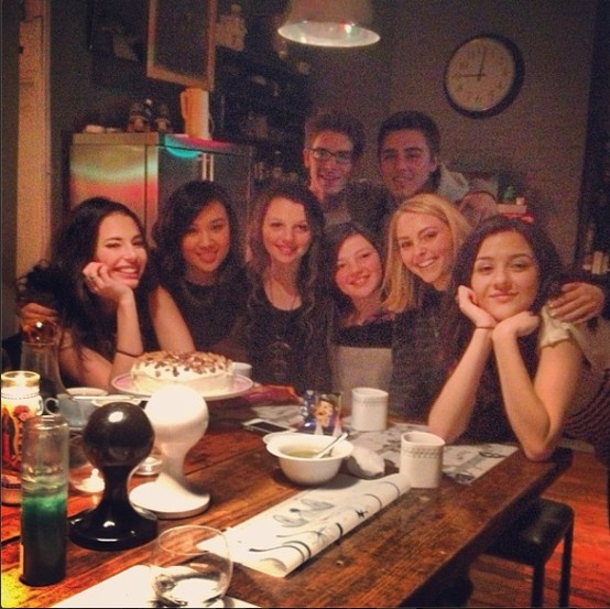 The Carrie Diaries Cast 2