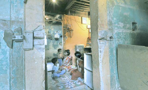 Home in Shani Shingnapur, Maharashtra have no doors.
