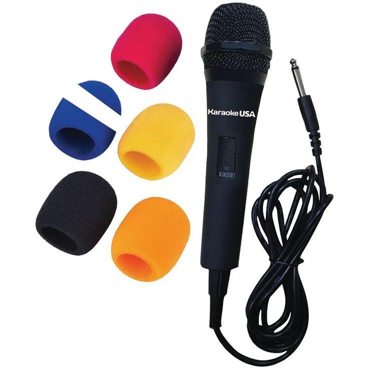 Karaoke Usa Professional Karaoke Microphone