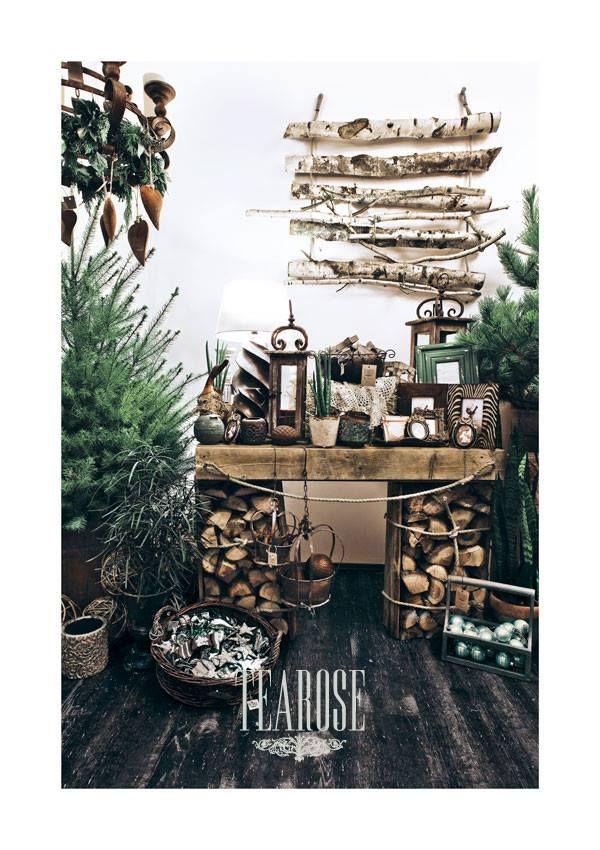 Virágszalon, virágüzlet, téli belső tér, karácsonyi enteriőrök   flower salon, flower shop, winter enterior, christmas enteriors