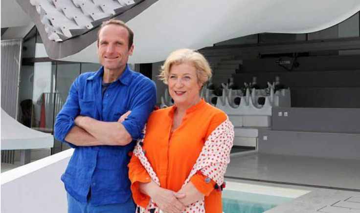 cool Actress Caroline Quentin on The World's Most Extraordinary Homes Check more at https://epeak.in/2017/01/15/actress-caroline-quentin-on-the-worlds-most-extraordinary-homes/