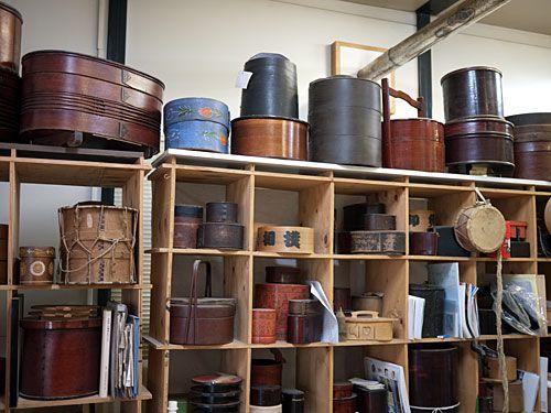 Great bento box makers: Shibata Yoshinobu Shoten in Odate, Akita, Japan