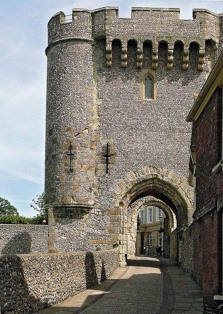 Lewis Castle, Sussex, Great Britain