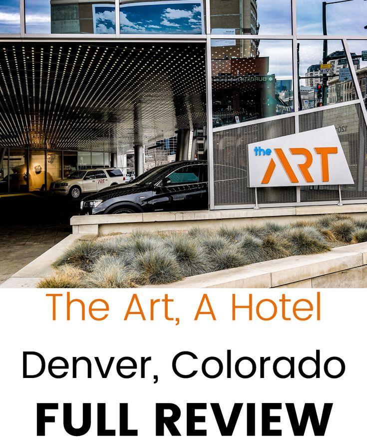 The Art A Hotel Denver