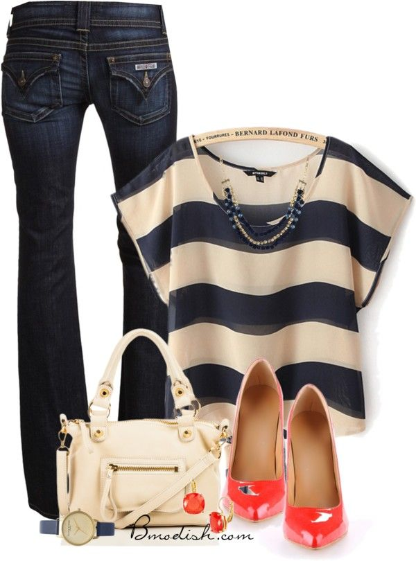 Looking Casual in Your Most Important Day with Casual Date Outfit - Be Modish - Be Modish from the blog bmodish.com