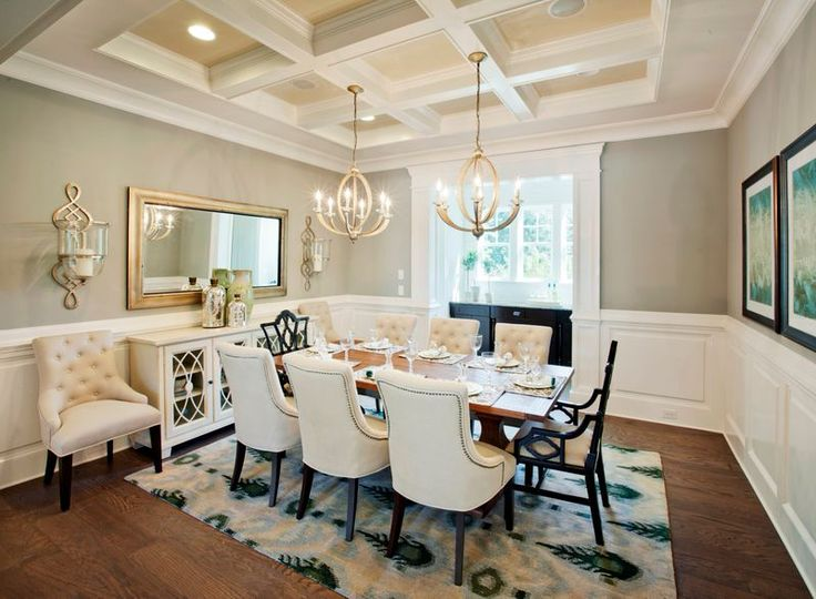33 best Dining Rooms images on Pinterest | Design trends, Atlanta ...