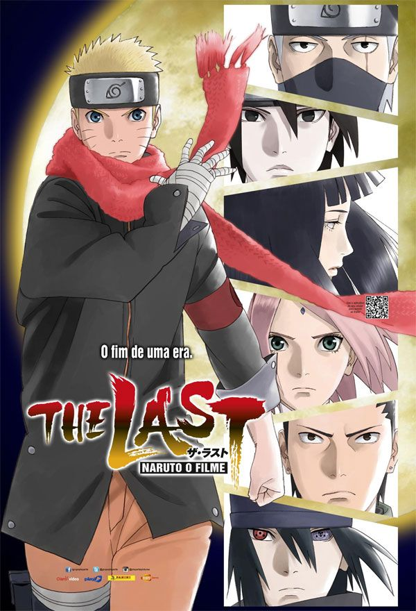 """The Last - #Naruto: O Filme"" (Naruto – The Last Movie - 2015)"