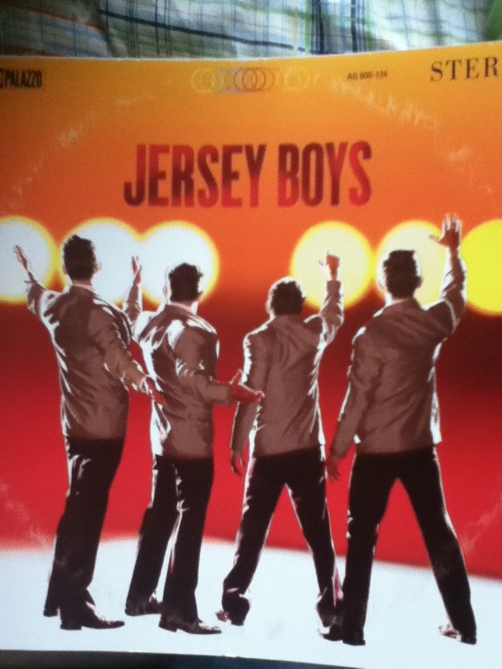 Love the Jersey Boys