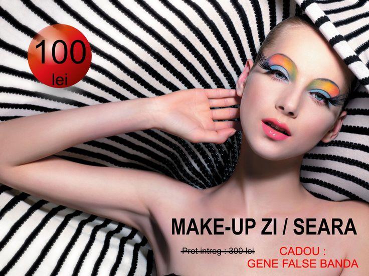 #Make-up pentru diferite ocazii!