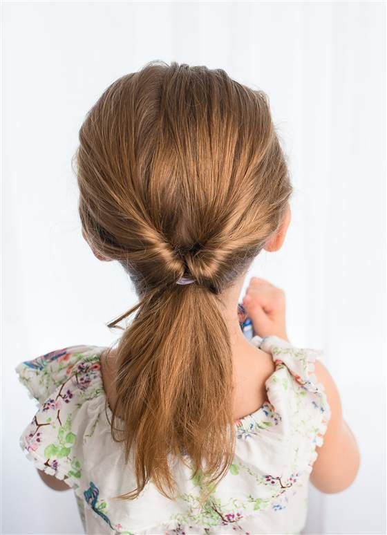 5 coiffures mignonnes faciles et rapides pour les filles # Cute #Easy #fast #Girls #Coiffures