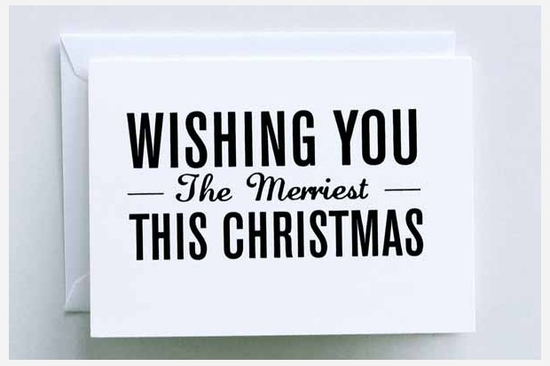 Season's Greetings! The Best Holiday Cards | California Home + Design