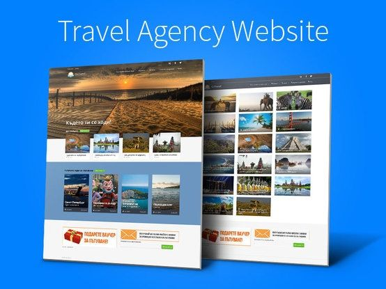 7 best Axis Softech Travel Agency Website Design images on Pinterest