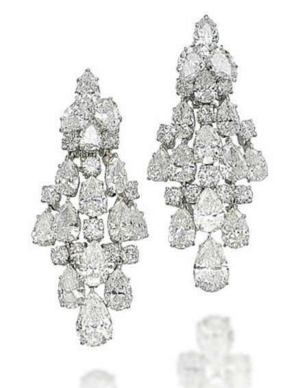 Harry Winston Ruby Earrings Jewelry/heavenly harry